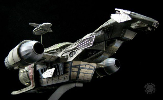 FIREFLY Little Damn Heroes Serenity Maquette (QMx)