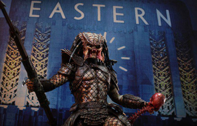 Limited Edition City Hunter PREDATOR 1:6 Scale Figure (Sideshow Collectibles)