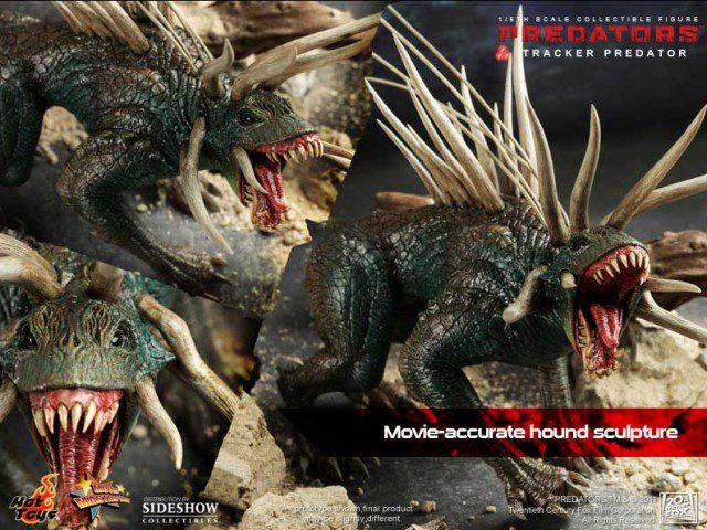 Hot Toys Predator Tracker Hound Accessory