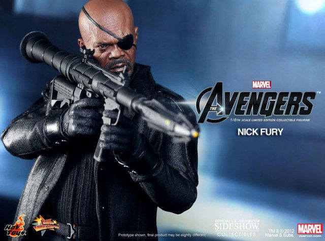 Limited-Edition-THE-AVENGERS-Nick-Fury-Sixth-Scale-Figure-Hot-Toys-Movie-Masterpiece