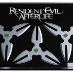 Resident Evil Throwing Stars