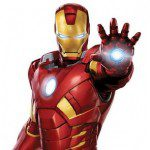 Iron Man Cardboard Cutout