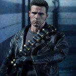 TERMINATOR 2: JUDGMENT DAY T-800 Sixth Scale Movie Masterpiece DX10 Figure (Hot Toys)