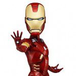 THE AVENGERS Iron Man Bobble Head (NECA)