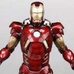 THE AVENGERS Iron Man Mark VII ArtFX 1:6 Scale Statue (Kotobukiya)