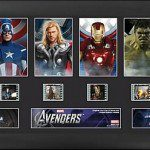 Limited Edition THE AVENGERS Deluxe Film Cell