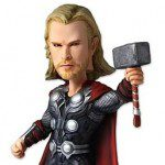 THE AVENGERS Thor Bobble Head (NECA)