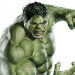 The Hulk Cardboard Cutout