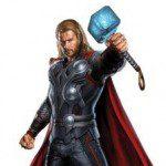 Thor Cardboard Cutout