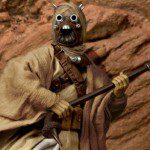 Limited Edition STAR WARS Tusken Raider Sixth Scale Figure (Sideshow Collectibles)