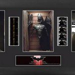 Batman Begins Series 3 Trio Film Cell