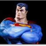 Custom Superman 1/4 Statue