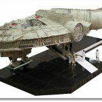 Millennium Falcon Resin Diorama