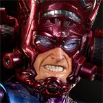 Limited Edition Marvel Galactus Maquette