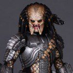 Limited Edition ALIENS VS PREDATOR 1:6 Scale Scar Predator (Hot Toys)