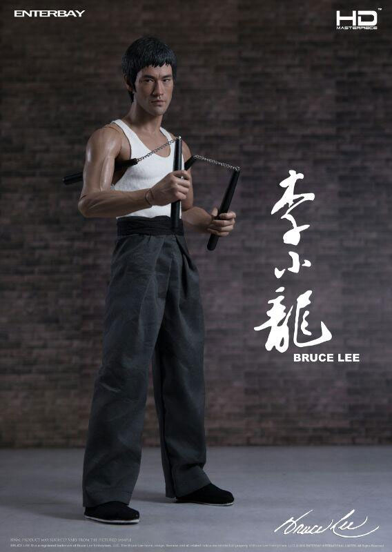 Bruce Lee THE WAY OF THE DRAGON HD Masterpiece Boxset