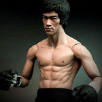 BRUCE LEE Enter the Dragon Version-A Sixth Scale Action Figure (Enterbay)