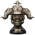 FINAL FANTASY XII Artifacts Judge Master Gabranth Helm Prop Replica (Square-Enix)