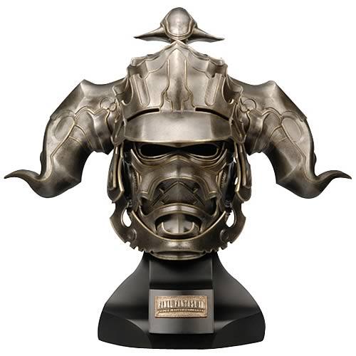 FINAL FANTASY XII Artifacts Judge Master Gabranth Helm Prop Replica Square-Enix