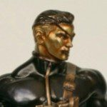 Limited Edition Faux Bronze NICK FURY Statue (Bowen Designs)