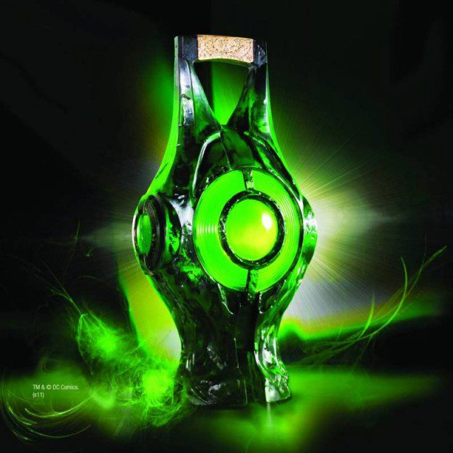 GREEN LANTERN Movie Power Battery Prop Replica by Noble Collection