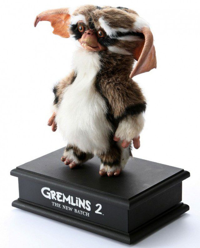 GREMLINS 2: THE NEW BATCH Lenny Open Top Puppet (Original Prop)