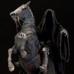 LORD OF THE RINGS Dark Rider of Mordor Premium Format Figure (Limited Exclusive Edition)