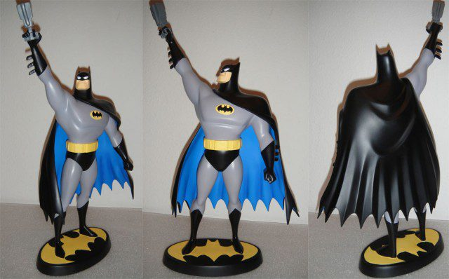Limited-Edition-BATMAN-THE-ANIMATED-SERIES-Dark-Knight-Maquette