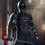 Limited Edition G.I. JOE: RETALIATION Snake Eyes Sixth Scale Figure (Hot Toys)