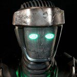 Limited Edition REAL STEEL Atom Life Size Bust