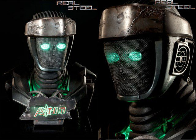 Limited-Edition-REAL-STEEL-Atom-Life-Size-Bust