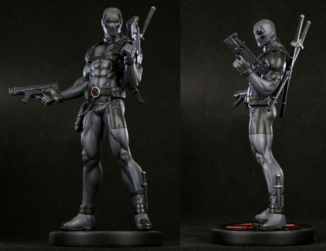 Limited-Edition-X-Force-DEADPOOL-Polystone-Statue-Bowen-Designs