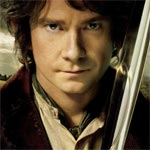 Original Double Sided Studio Produced THE HOBBIT: AN UNEXPECTED JOURNEY Poster