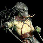 Limited Edition PREDATORS 'The Tracker' Sideshow Exclusive Edition Maquette Discounted!