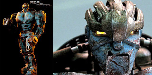 REAL STEEL Ambush Sixth Scale Figure (ThreeA Toys)
