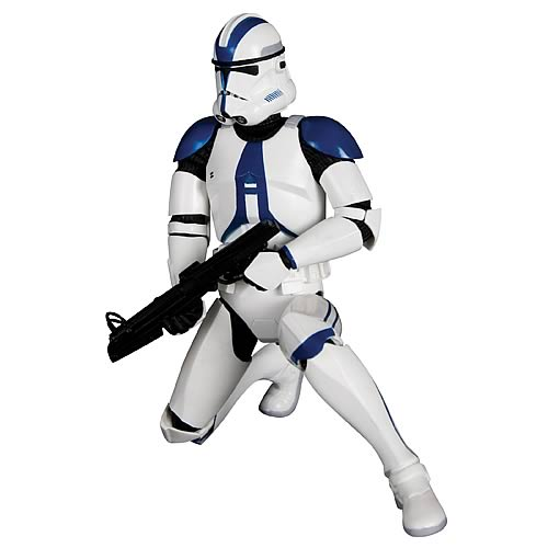 STAR WARS 501st Legion Clone Trooper ArtFX Statue