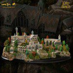 THE LORD OF THE RINGS Rivendell Diorama Statue