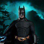 The Dark Knight BATMAN HD Masterpiece 1/4 Scale Action Figure