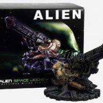 ALIEN Space Jockey Polystone Micro Statue (Palisades)