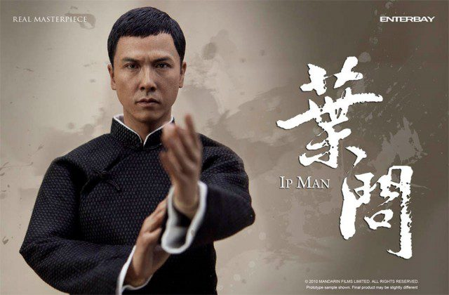 IP MAN Real Masterpiece Sixth Scale Figure (Enterbay)
