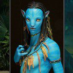 Limited Edition AVATAR Neytiri Legendary Scale Maquette