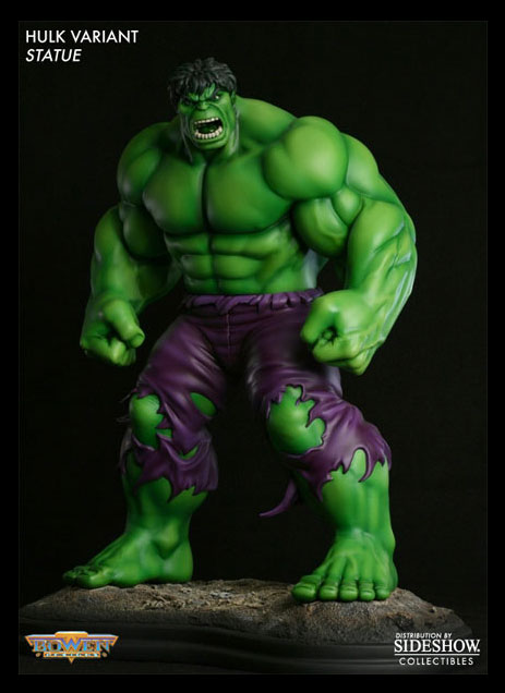 Limited Edition HULK Variant Polystone Statue (Bowen Designs)
