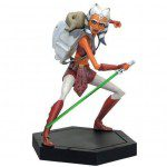 Limited Edition STAR WARS: THE CLONE WARS Ahsoka Tano with Rotta Maquette (Gentle Giant)