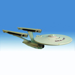 STAR TREK II: THE WRATH OF KHAN NCC-1701 Enterprise Ship Replica (Diamond Select)