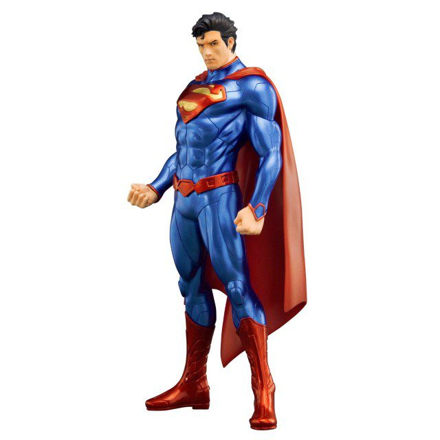 SUPERMAN New 52 ArtFX+ 1:10 Scale Statue (Kotobukiya)