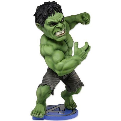 THE AVENGERS Hulk Bobble Head (NECA)