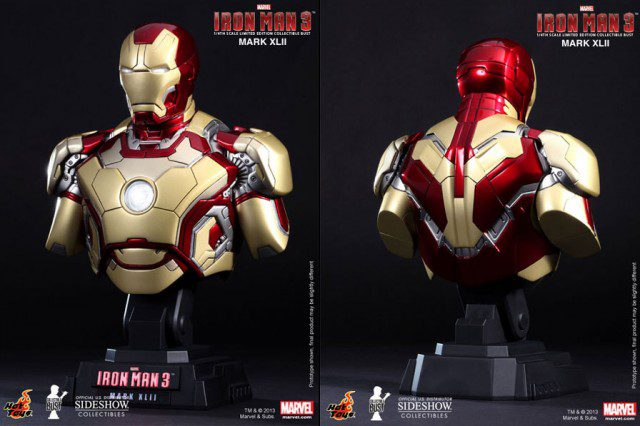 IRON-MAN-Mark-XLII-Bust-Hot-Toys