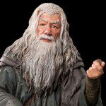Limited Edition LORD OF THE RINGS Gandalf the Grey Statue (Weta)