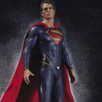 MAN OF STEEL Superman 1:6 Scale Iconic Statue (Gentle Giant)