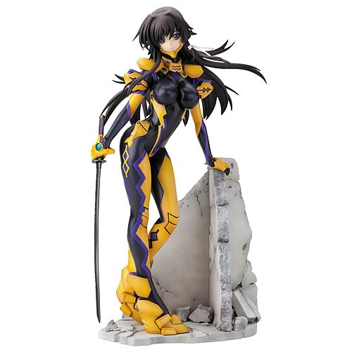 Muv-Luv Alternative Te Yui Takamura Statue Kotobukiya